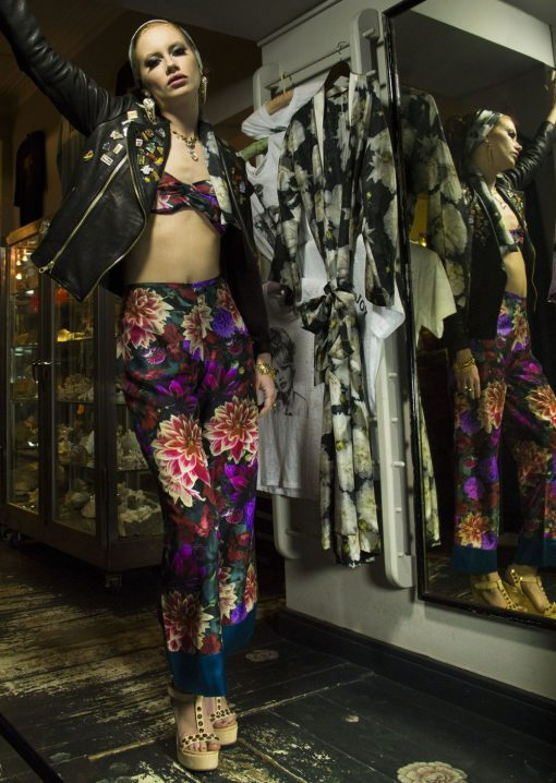 Lounge Pants in Anna Print