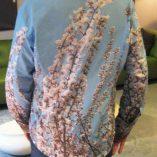 Long Sleeve Mens Shirt in St. Elmo Print
