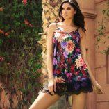 Slip Dress in Anna Print