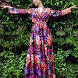 40s70s Kimono in Anna Print