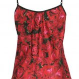 Camisole in Gypsy Rose Print