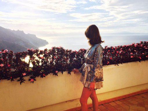 Nikki in Italy