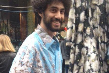 Men's Shirt in St. Elmo